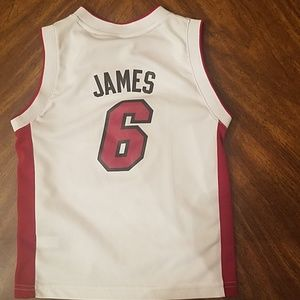 adidas Shirts & Tops - Boys basketball Jersey